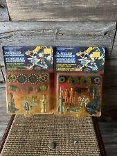 Vintage Wheeled Warriors Monster Minds Lightning League Packs Mattel Toys