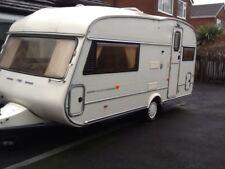 Classic Caravan vintage quality Cotswold Celeste.