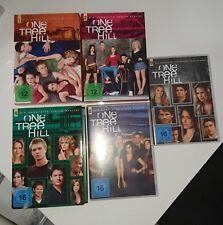One Tree Hill - Staffel 1, 2, 4, 8, 9 DVD