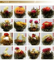 Té De Flores Té De Hierbas 16 Kinds of Handmade Blooming Flower Tea Herbal Tea
