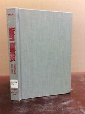 MODERN THEOLOGIANS: CHRISTIANS AND JEWS By Thomas E. Bird, ed - 1967