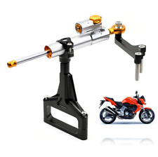 CNC Steering Damper Stabilizer For KAWASAKI Z 1000 Z1000 2007 2008 2009