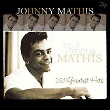 Johnny Mathis - 33 Greatest Hits Best of 2 Vinyl LP