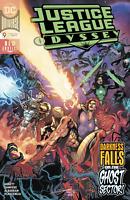 Justice League Odyssey #9 Comic Book 2019 - DC