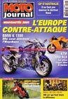 MOTO JOURNAL 1588 BUELL XB9 XB12 YAMAHA XJR 1200 1300 DUCATI ST3 BMW K1300 KTM
