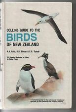 Collins Guide to the Birds of New Zealand and Outly... by Turbott, E.S. Hardback