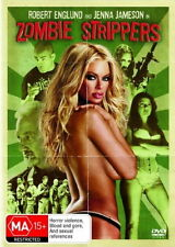 Zombie Strippers - Horror/ Zombies - Robert Englund, Jenna Jameson - NEW DVD
