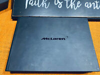 2019 2020 2018 MCLAREN 720S OWNERS MANUAL ONLY +NAVI INFO LUXURY PERFORMANCE 710