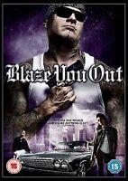 Blaze You Out (DVD) Veronica Diaz-Carranza and Melissa Cordero Gang Movie UK