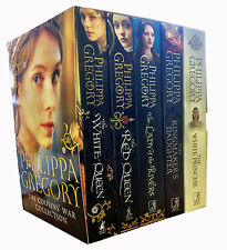 Cousins War Series Collection Philippa Gregory 5 Books Boxed Set White Princess