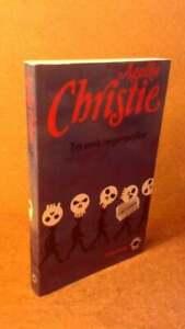 9100557838 Tio små negerpojkar, Agatha Christie, Denemark,1994..-