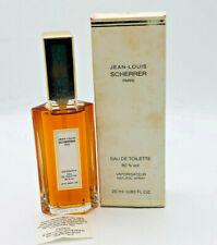 JEAN LOUIS SCHERRER 1 VINTAGE EDT 25 ml SPRAY PROFUMO DONNA DAMAGED BOX TOILETTE