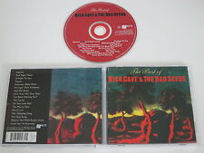 Nick Cave & The Bad Seeds / The Best Of ( Mute Int 4 84566 2) CD Album