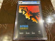 Batman: The Dark Knight Returns #4 CGC 9.8 White NM/M