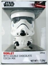 Stormtrooper - Star Wars 3D Ceramic Goblet/Mug w/ Hot Cocoa - Disney/Lucasfilm
