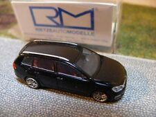 1/87 Rietze VW Golf VII Variant schwarz black