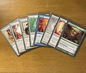 Magic The Gathering ✨LOT OF 8x UNHINGED CARDS *SEE LIST ✨NM/MINT 2004 MTG NP