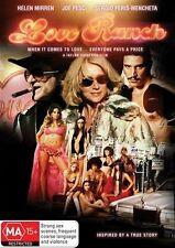 Love Ranch * NEW DVD * Helen Mirren Joe Pesci Gina Gershon Taryn Manning