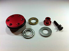 Ball Bearing Metal Piston Head Upgrade Par for Airsoft Marui AEG Gearbox