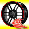"Vinyl stripes for 15"" Wheels rim - stickers decals All Makes"