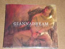 GIANNA NANNINI - GIANNADREAM (SOLO I SOGNI SONO VERI) - CD SIGILLATO (SEALED)