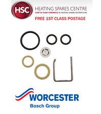 Worcestor Gas White Water Heaters & Boilers