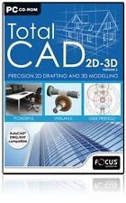 Total CAD 2D-3D Version 2 (PC) BRAND NEW SEALED