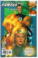Ultimate Marvel Flip Magazine #1 2005 VF/NM