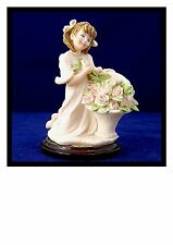 "Giuseppe Armani Figurine ~ ""CHERIE"" ~ #1418F ~ 2001 ~ Box/Cert"