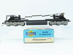 HO Scale Athearn F45 Diesel Axle Chassis - Unpowered, No Motor