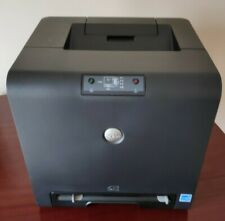 Dell 1320cn Colour Network Laser Printer Working But....
