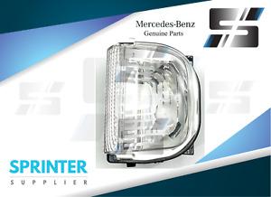 Original 2019 2020 Mercedes Sprinter Side Mirror Corner Cover Passenger Side