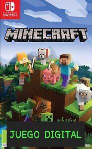 Minecraft   Nintendo Switch. ¡LEER DESCRIPCIÓN!