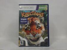 KINECTIMALS Xbox 360 w/ Original Box Stickers on Game
