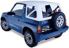 1988-1994 Suzuki Sidekick Geo Tracker Soft Top White with Clear Windows 98752