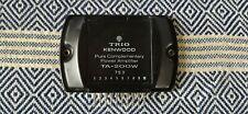 TRIO / KENWOOD TA-200W power amplifier