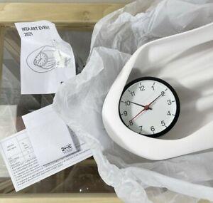 Daniel Arsham Ikea Falling Clock