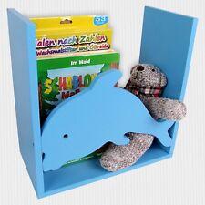 DAUPHIN spielzeug-wandregal chambre d'ENFANTS étagère de rangement en bois