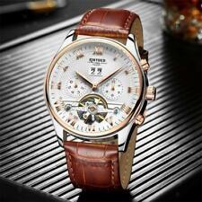 Herren Chronograph wasserdicht Armbanduhr Datum Kalender Luxus Analoganzeige