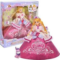 Takara Tomy Licca Priness Fancy Pink Licca-chan Rika Dress up for Licca Doll