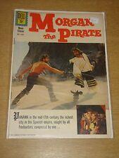 FOUR COLOR #1227 VG+ (4.5) DELL COMICS MORGAN THE PIRATE 1961