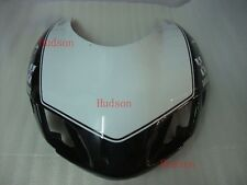 Front Nose Cowl Upper Fairing For DUCATI 2005-2006 749 999 Race Type Black/White