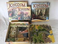 Kingdom Builder Spiel des Jahres 2012 + 1 Erweiterung eingeschweißt NEU in OVP