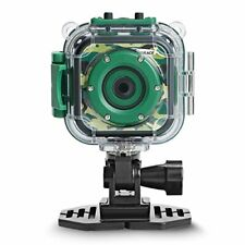 Kids Camera l Videokameras Unterwasser-Actionkamera - Grün