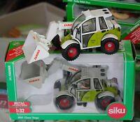 Siku Farmer 1:32  4851 Claas Targo (2) mit OVP und Fahrer