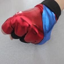 Harley Quinn GLOVES Biker Suicide Squad Cosplay Costume Glove