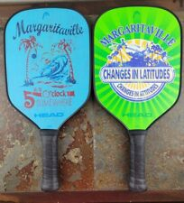 HEAD Margaritaville Changes Pickleball Paddle 5 O'clock Somewhere Lot Of 2