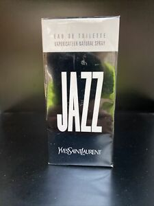 Yves Saint Laurent Jazz Eau De Toilette 50ml
