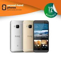 "HTC One M9 32GB Unlocked Android All Colours Pristine ""AMAZING"" Condition"