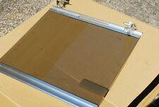 Indesit GLASS HOB LID  ONLY 60CM  USED